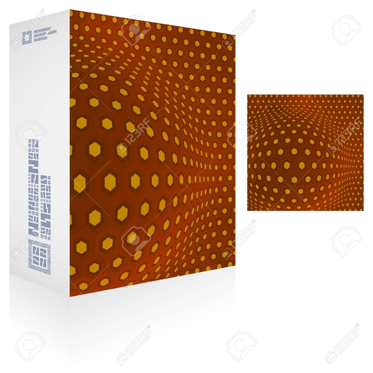 Packaging box Stock Vector - 17503515