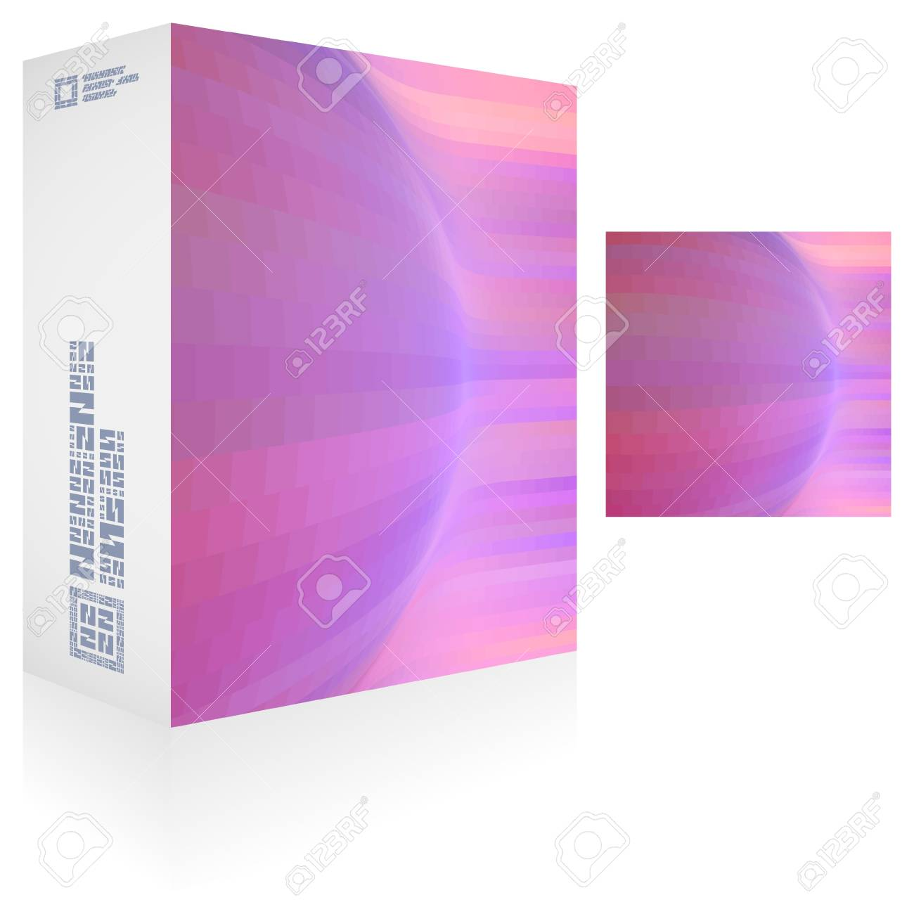 Packaging box Stock Vector - 17504046