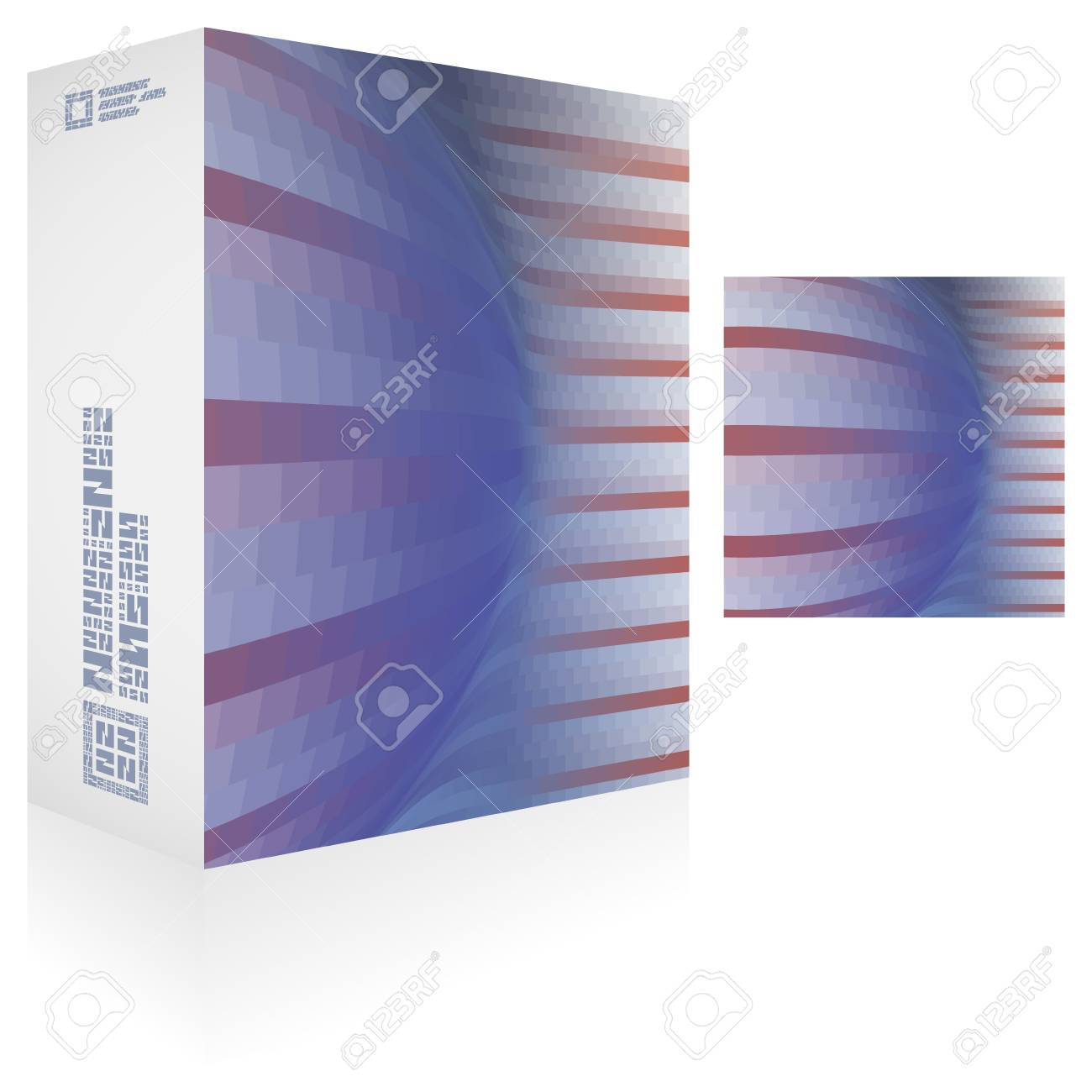 Packaging box Stock Vector - 17503431