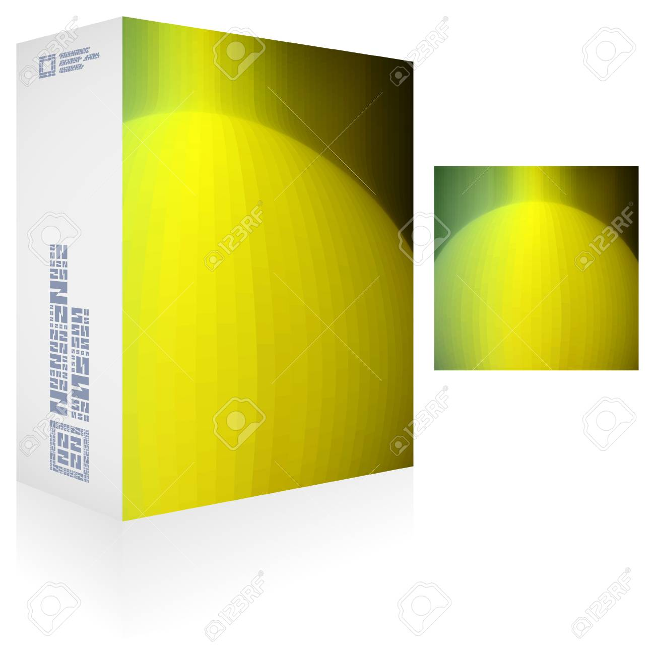 Packaging box Stock Vector - 17503421