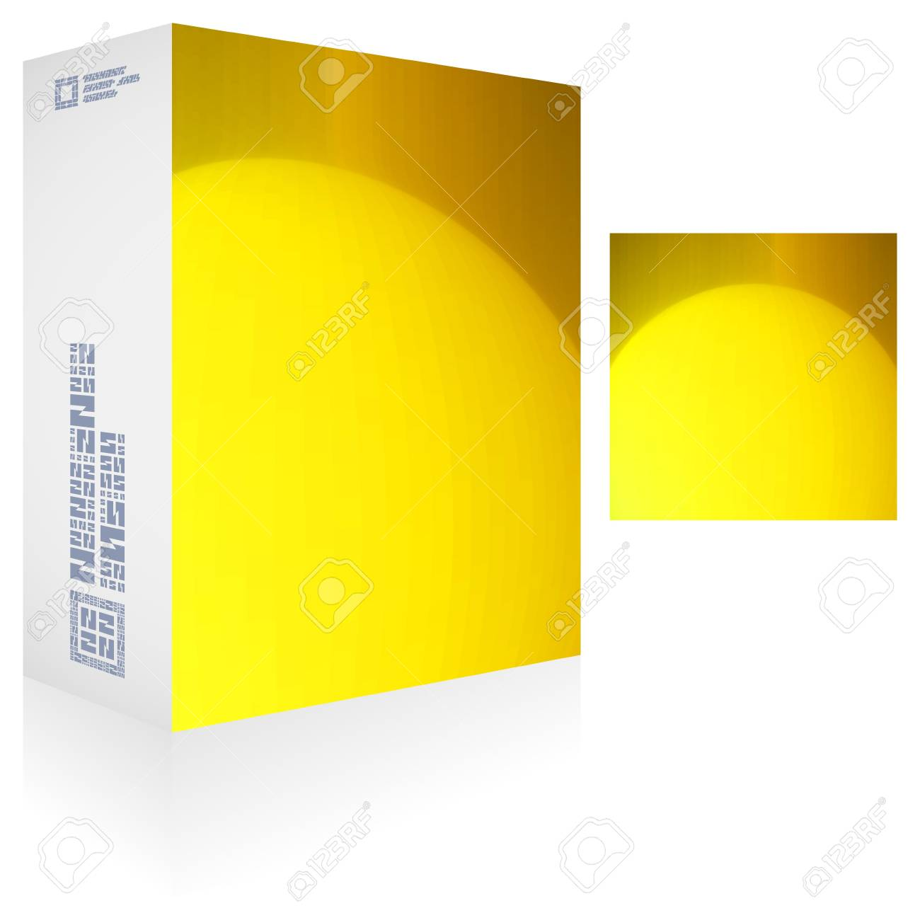 Packaging box Stock Vector - 17383648