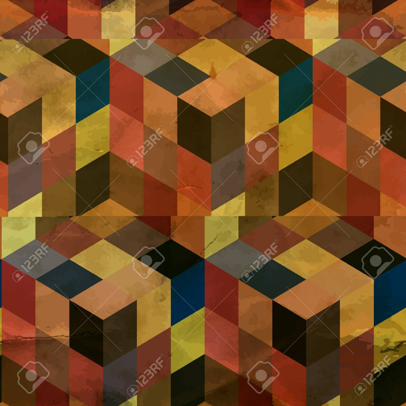 Seamless abstract pattern Stock Vector - 17388615