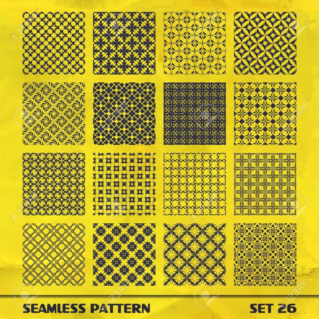 Seamless pattern Stock Vector - 18395996
