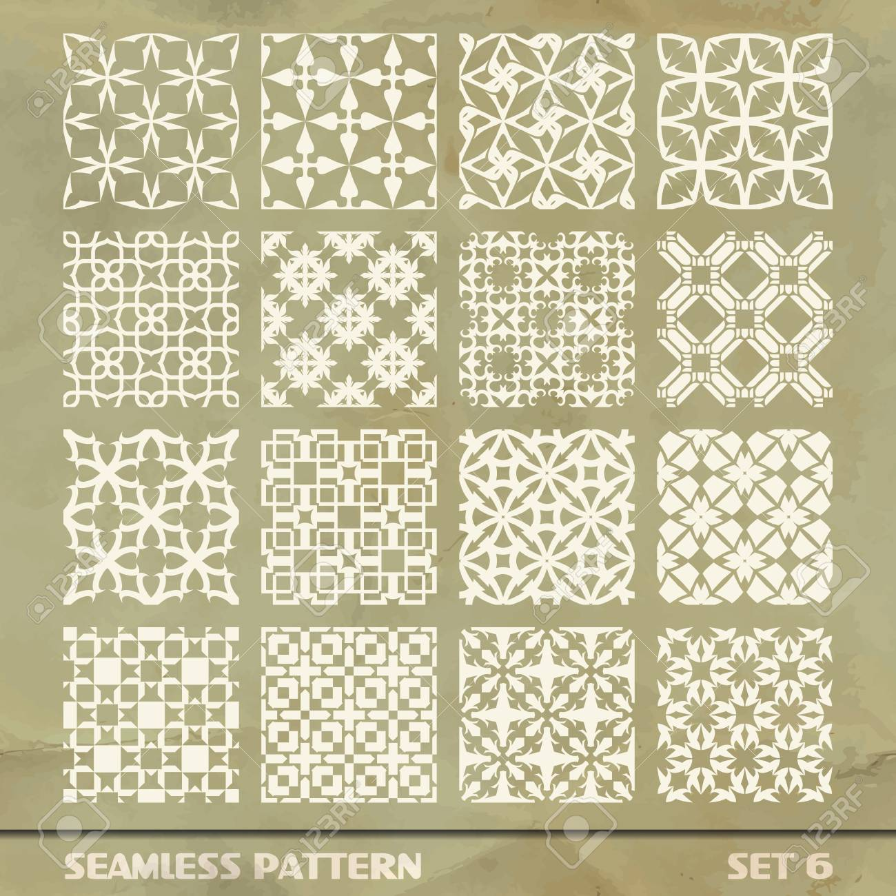 Seamless pattern Stock Vector - 17499421