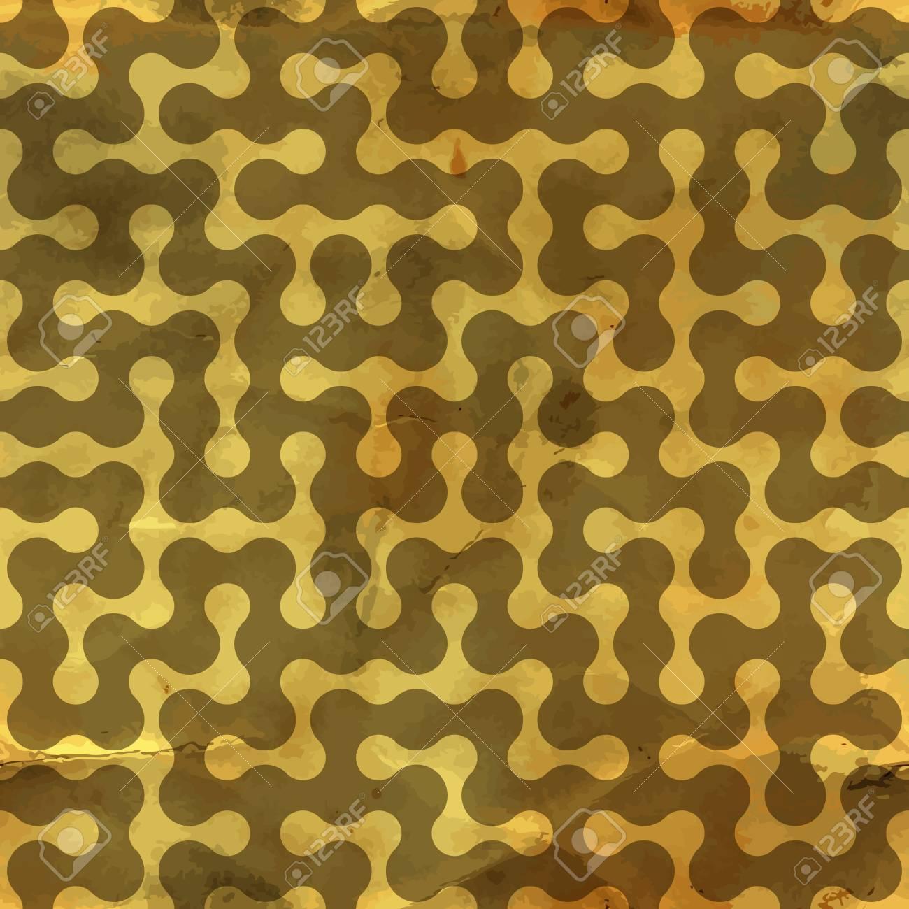 Labyrinth  Seamless pattern Stock Vector - 17517316