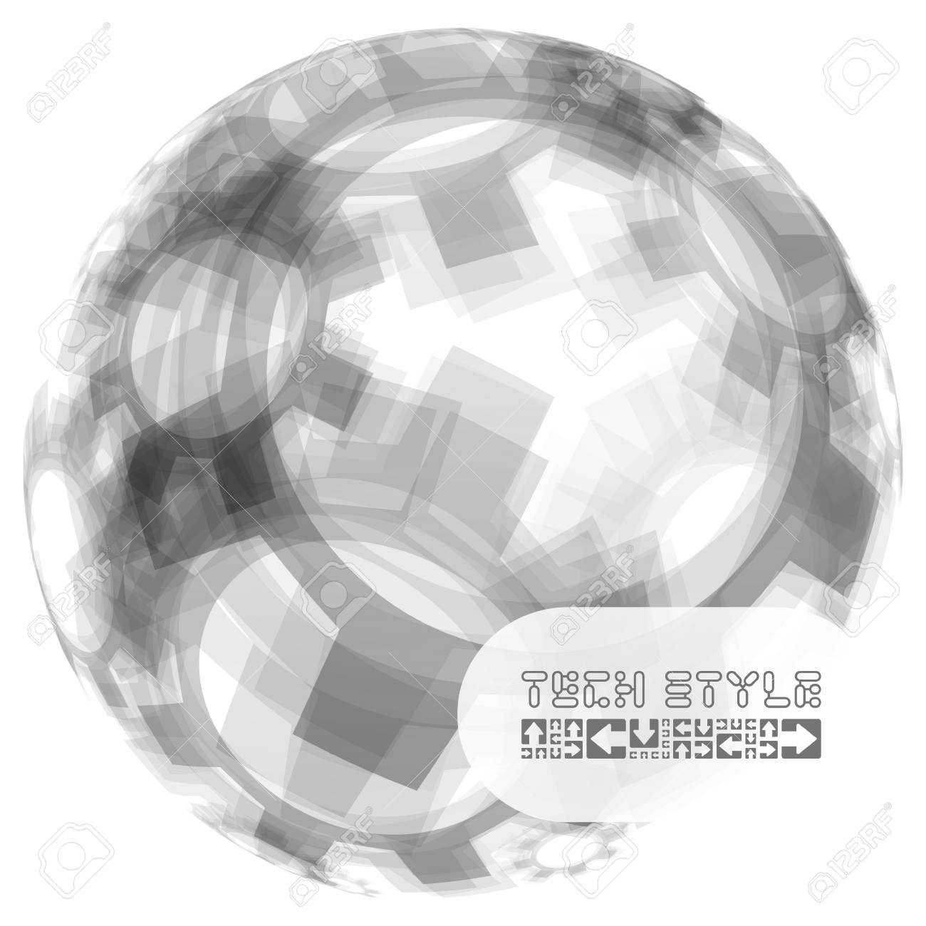 Abstract illustration Stock Vector - 18375760