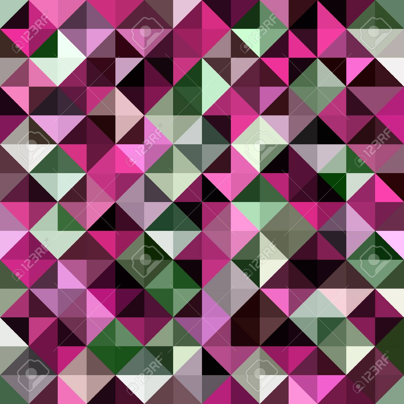 Seamless mosaic pattern Stock Vector - 17540438
