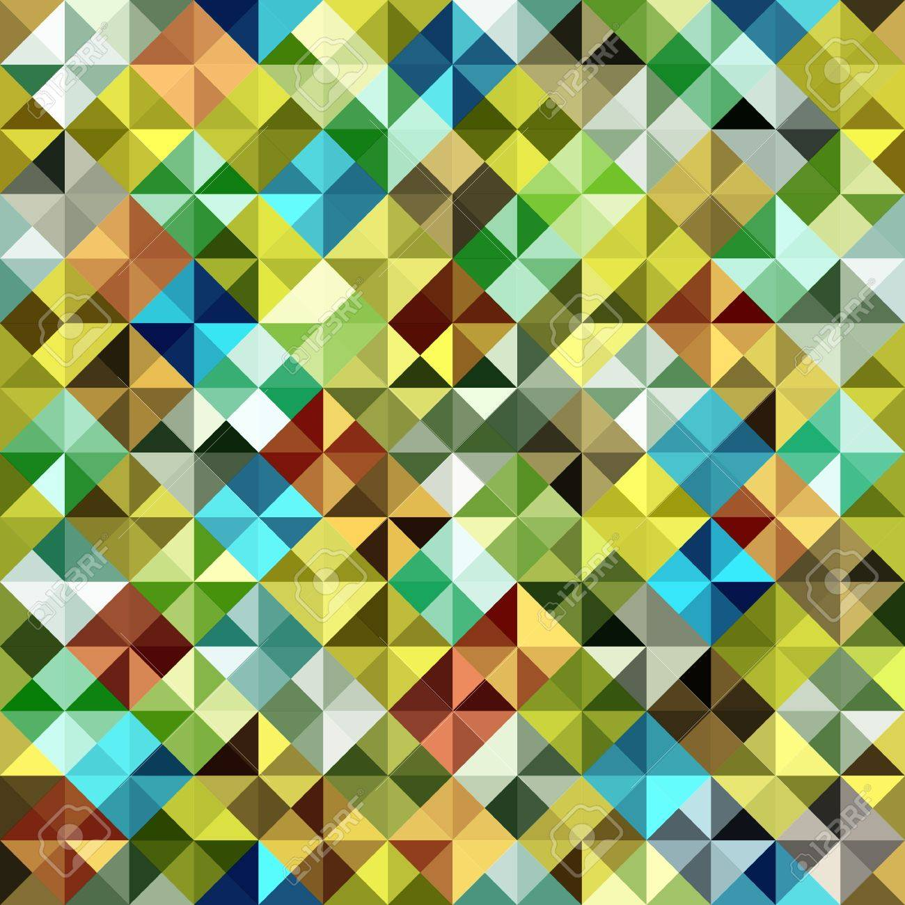 Seamless mosaic pattern Stock Vector - 17540453