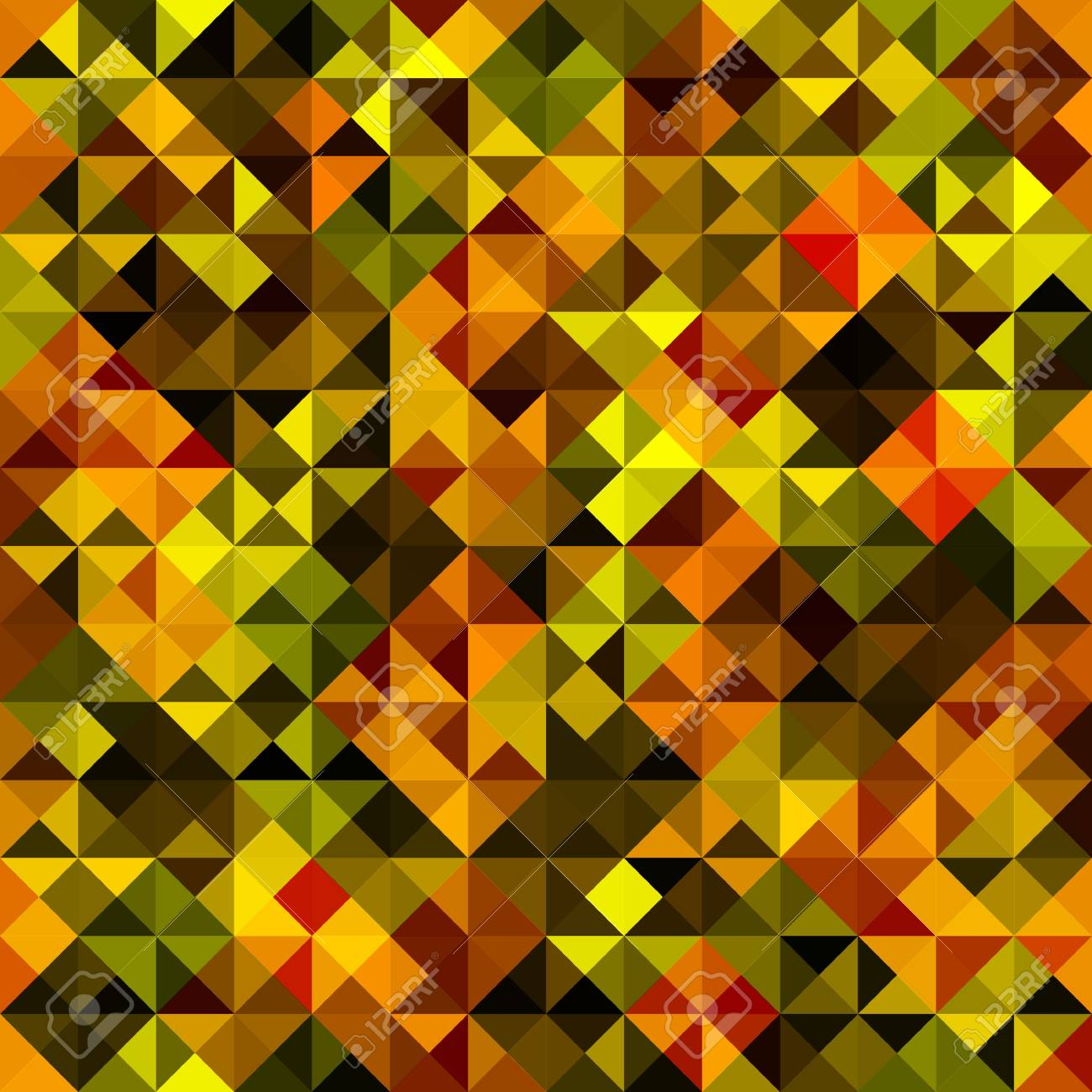 Seamless mosaic pattern Stock Vector - 17568209