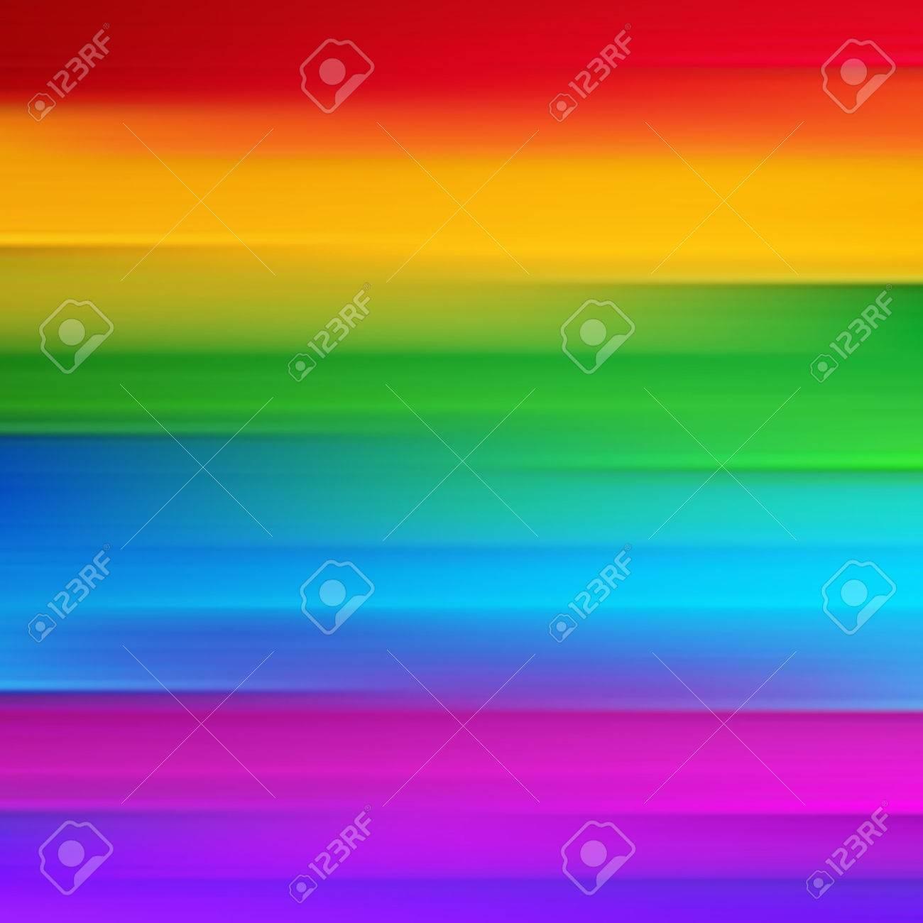 Arco Iris De Fondo Abstracto. Patrón De Colores A Rayas. Ilustración ...