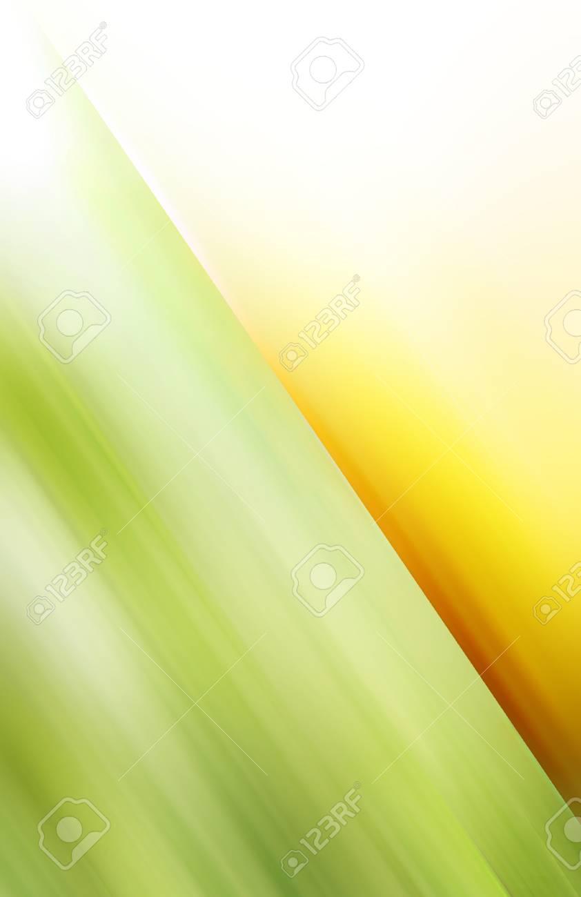 Green and orange background Stock Photo - 13621290