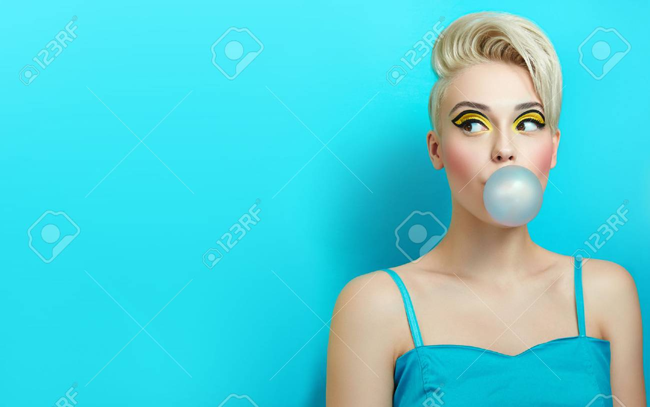 How to inflate gum 13