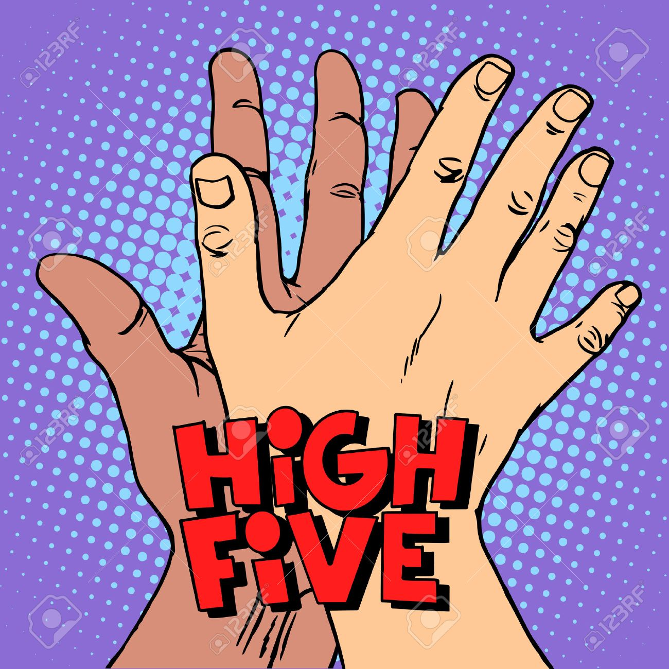 49339768-high-five-greeting-white-black-