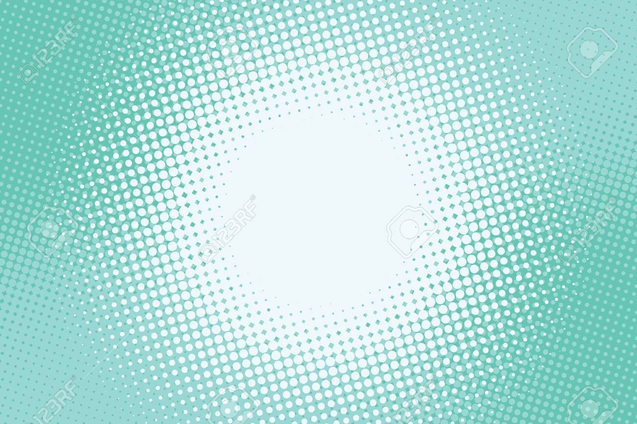 Comic book lighting Face Turquoise Green Background Lighting In The Centre Pop Art Retro Comic Book Vector Illustration 123rfcom Turquoise Green Background Lighting In The Centre Pop Art Retro