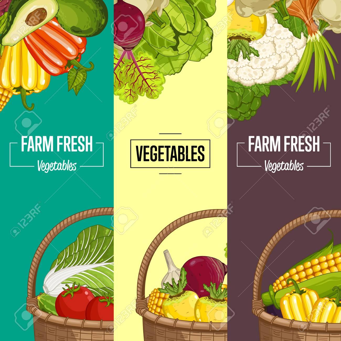 Volantes de comida saludable