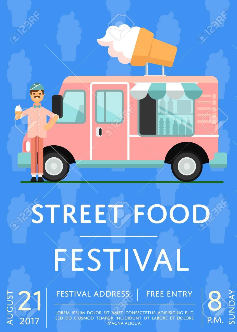 Food Truck Event Flyer Template Customizable Design Templates For - Food truck flyer template