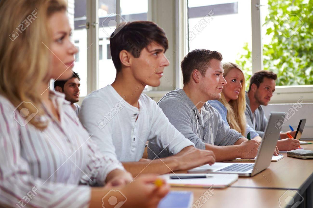 Students laptops