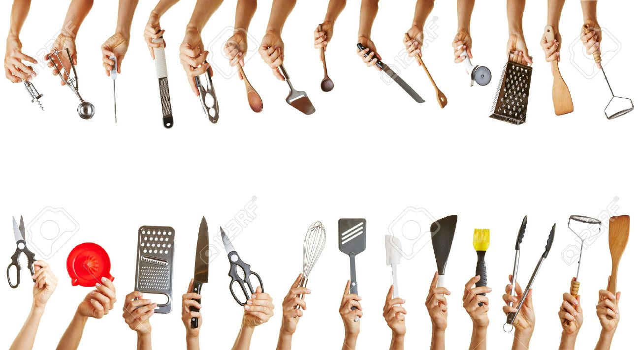 Kitchen Utensils Background kitchen tools images & stock pictures. royalty free kitchen tools