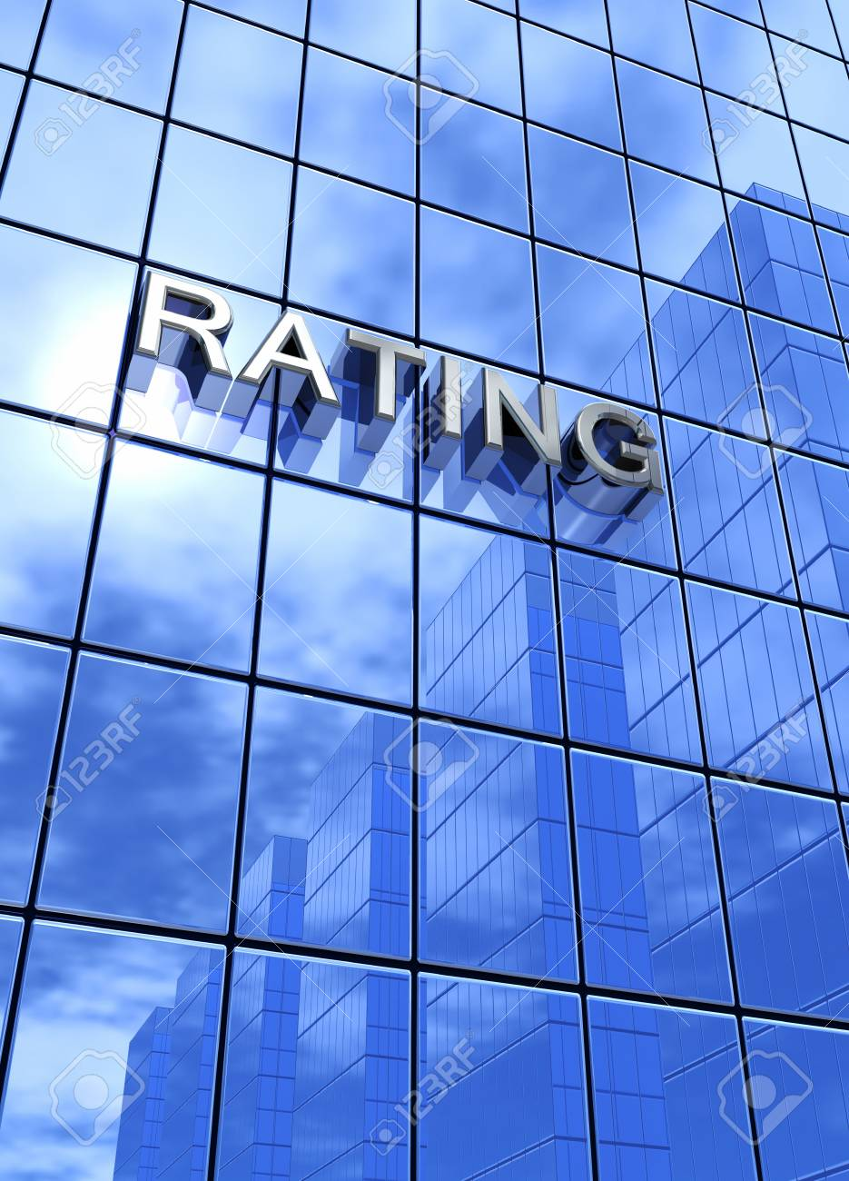 Blue building - Rating Stock Photo - 18628294