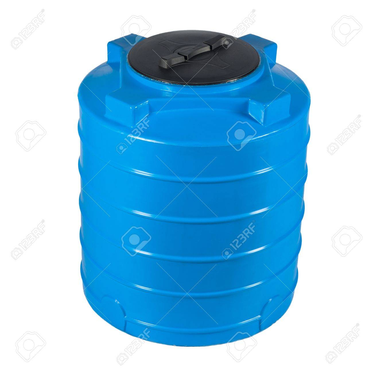 Big polyethylene container of 400 litres - 14793416