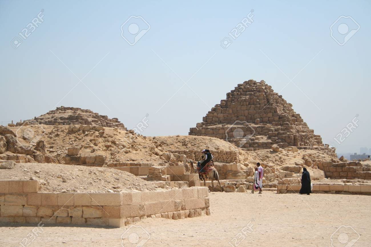 Pyramid of Giza Stock Photo - 5897529