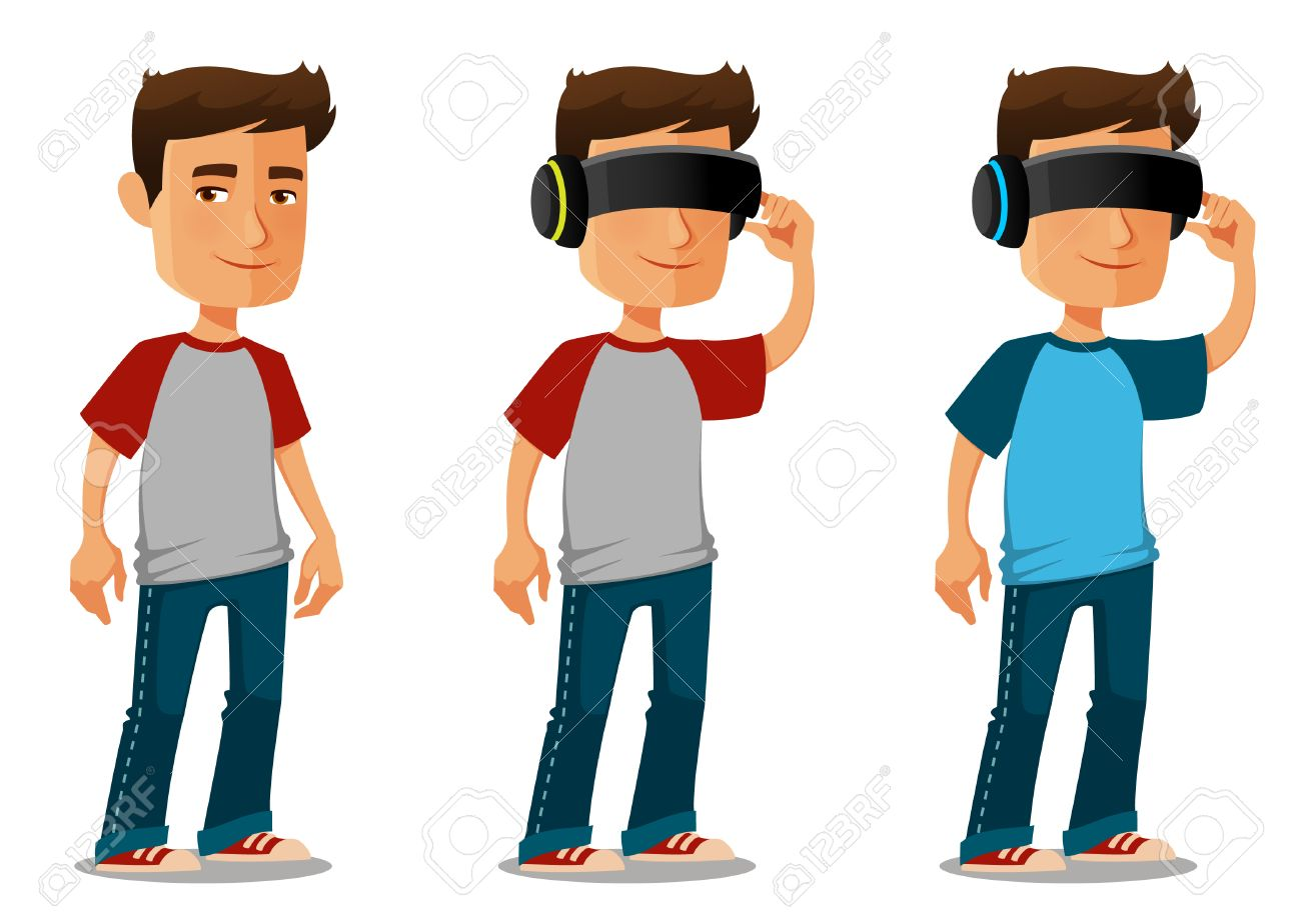 Мультфильм про очки виртуальной реальности купить виртуальные очки для селфидрона в волжский