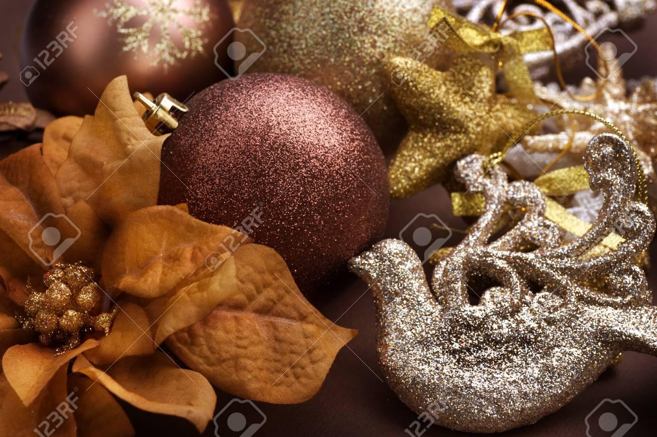 Christmas Decoration Border design Stock Photo - 8374899
