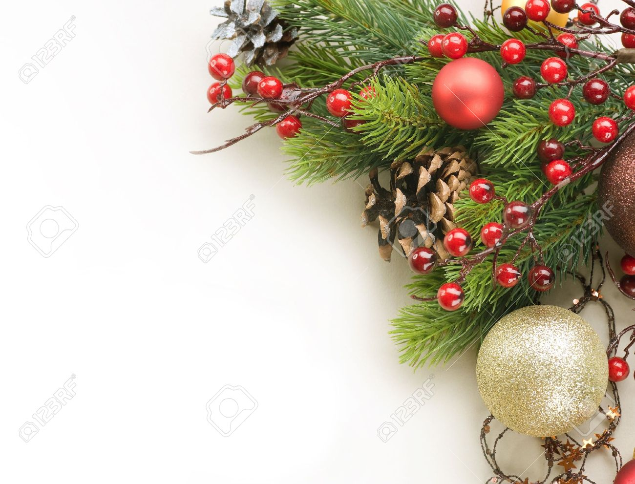 Christmas Borders Stock Photos & Pictures. Royalty Free Christmas ...