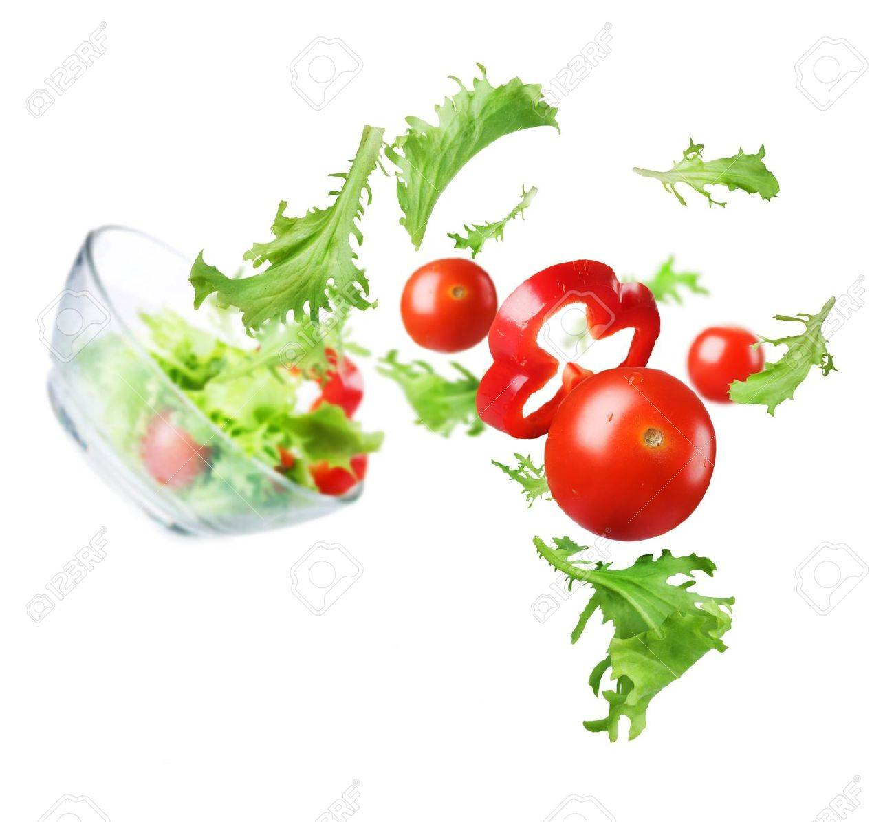 Vegetable Salad Stock Photo - 9212071