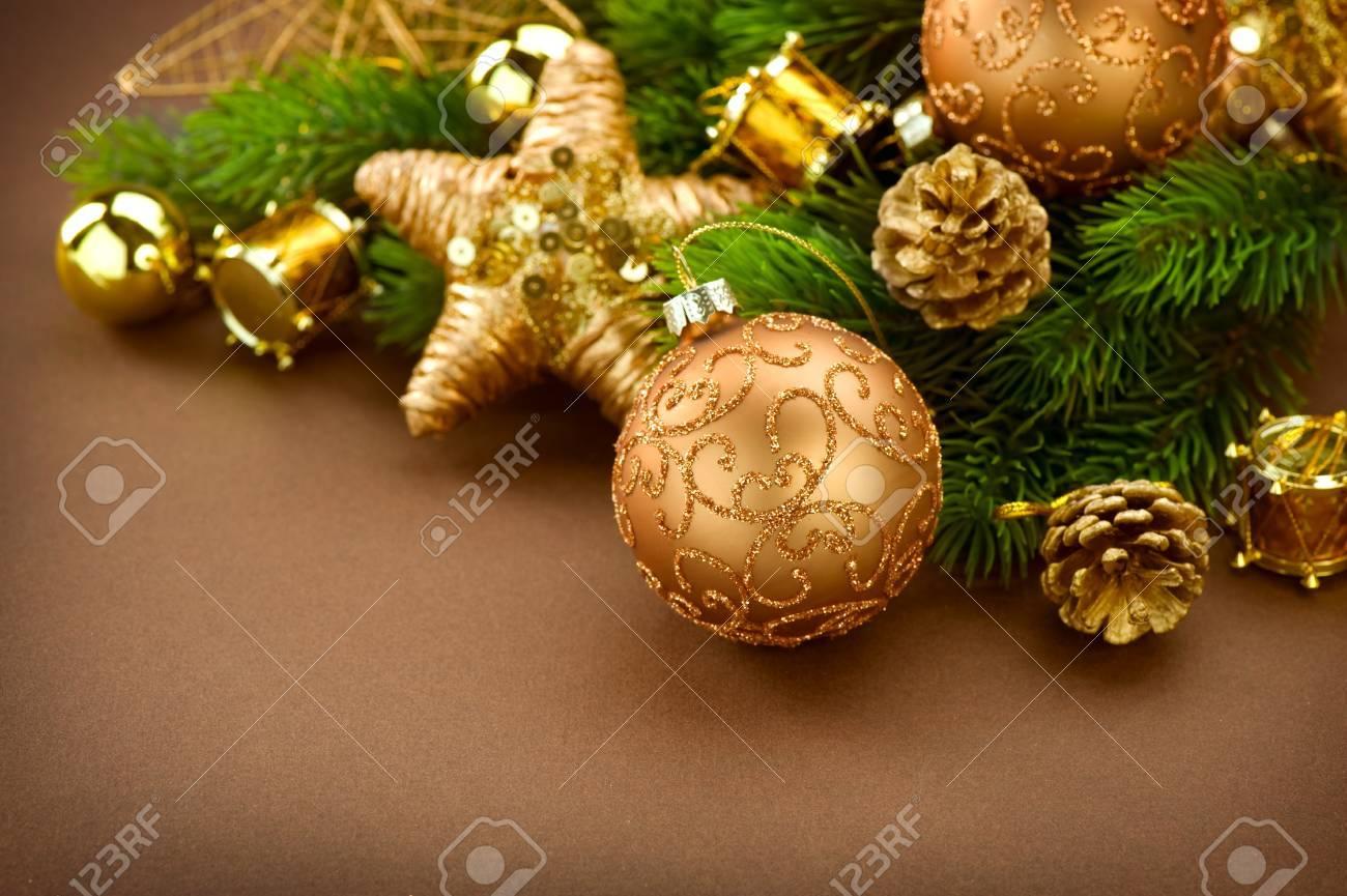 Christmas Vintage Decorations Stock Photo - 11559917