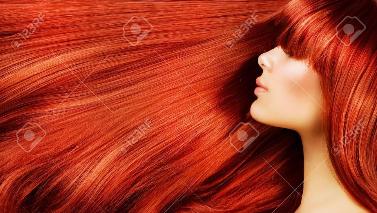 Healthy Hair Stock Photo - 12382079