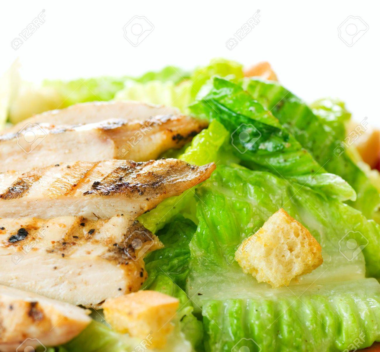 Caesar Salad Stock Photo - 13260695