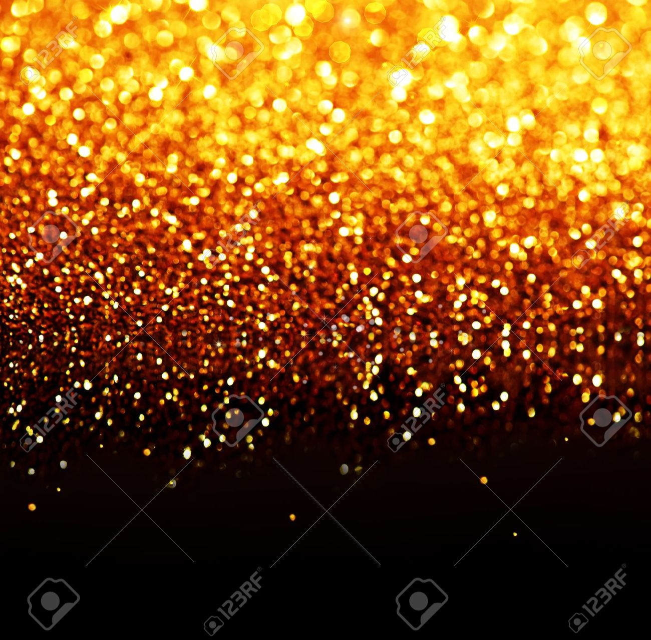 abstract golden christmas and new year background stock photo 21563976