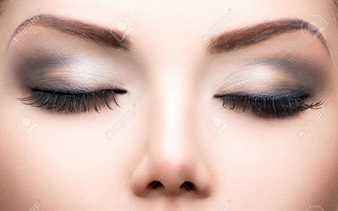 Eyelashes Images & Stock Pictures. Royalty Free Eyelashes Photos ...