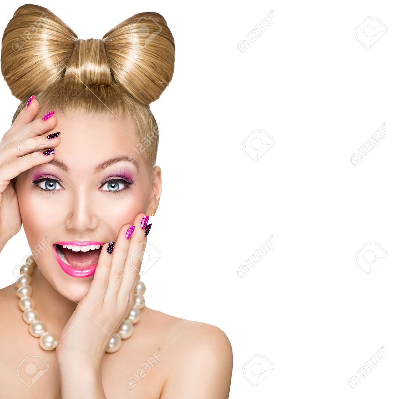 Hairstyles Stock Photos. Royalty Free Hairstyles Images
