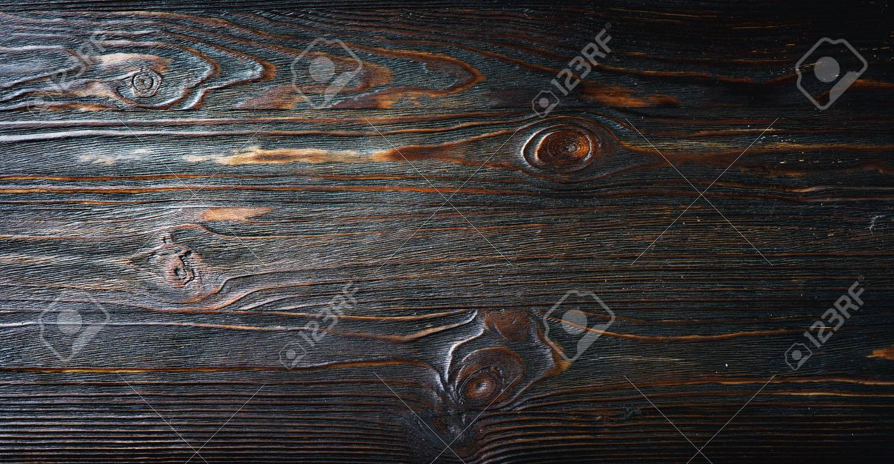 Dark Wooden Vintage Background Brown Aged Wood Backdrop Texture