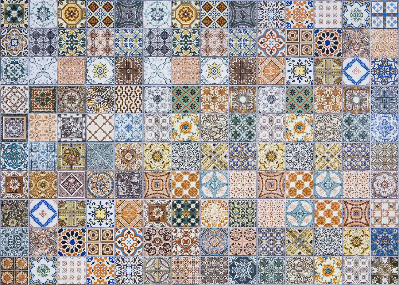 Fliesen: Fliesen Muster Aus Portugal.