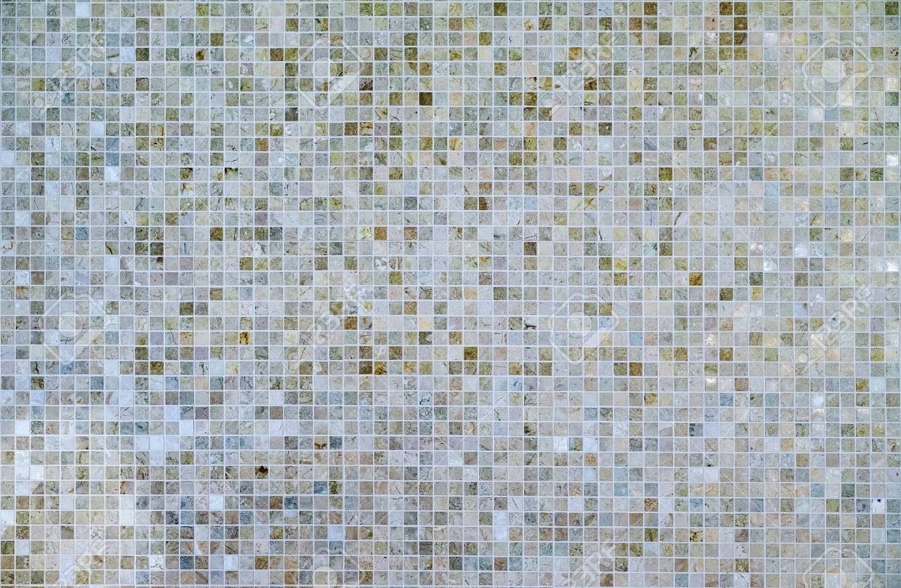 Large Square Seamless Texture Of Mosaic Tiles Stock Photo, Picture ...