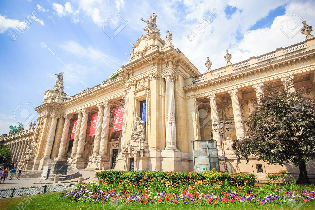 grand palais museum paris