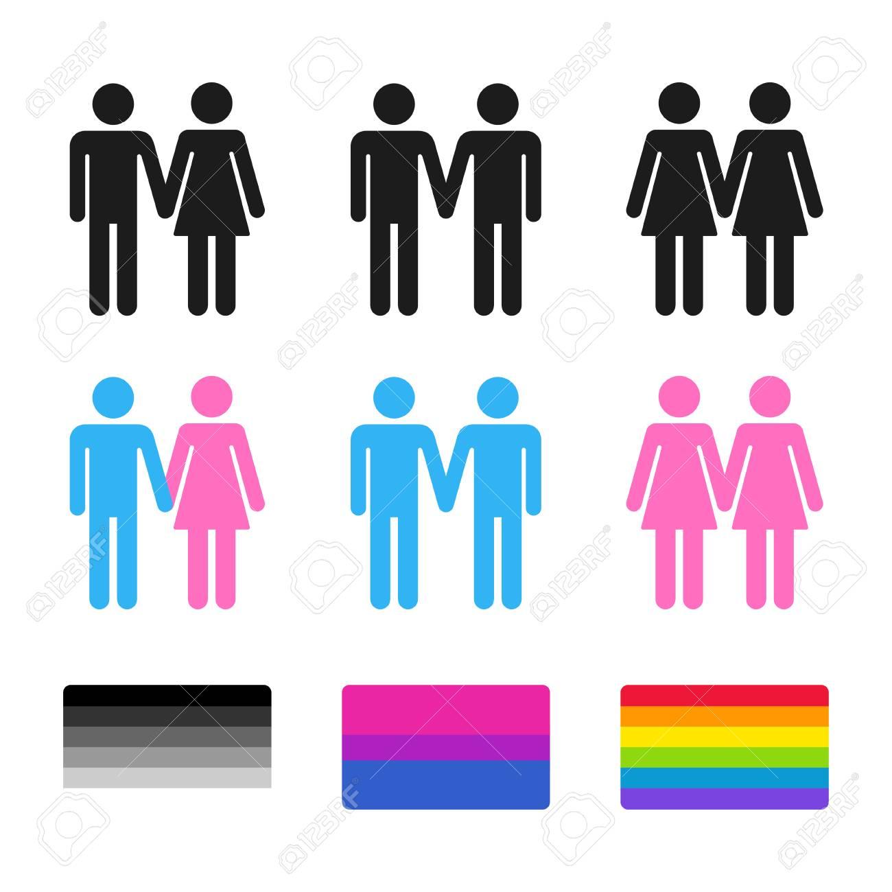 homosexual bisexual heterosexual