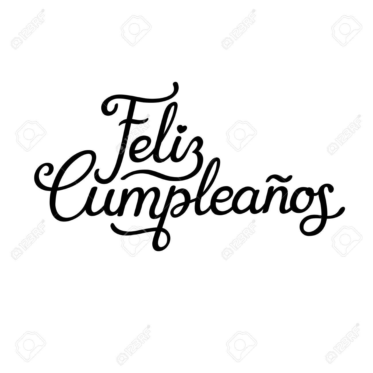 Feliz cumpleanos convert in english