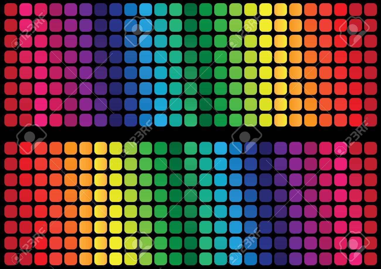 Rainbow Colors Stock Vector - 4019621