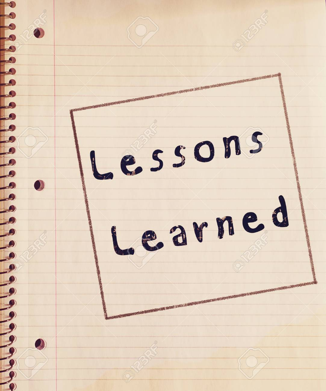 Image result for lessons learned free image