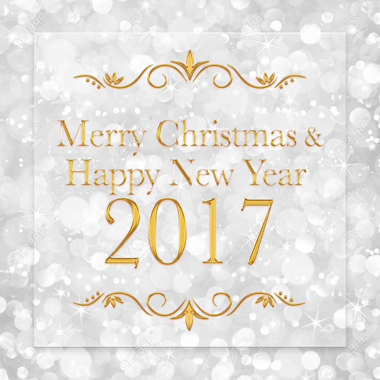 Frohe Weihnachten Und Guten Rutsch Ins Neue Jahr 2017 Wörter Auf ...