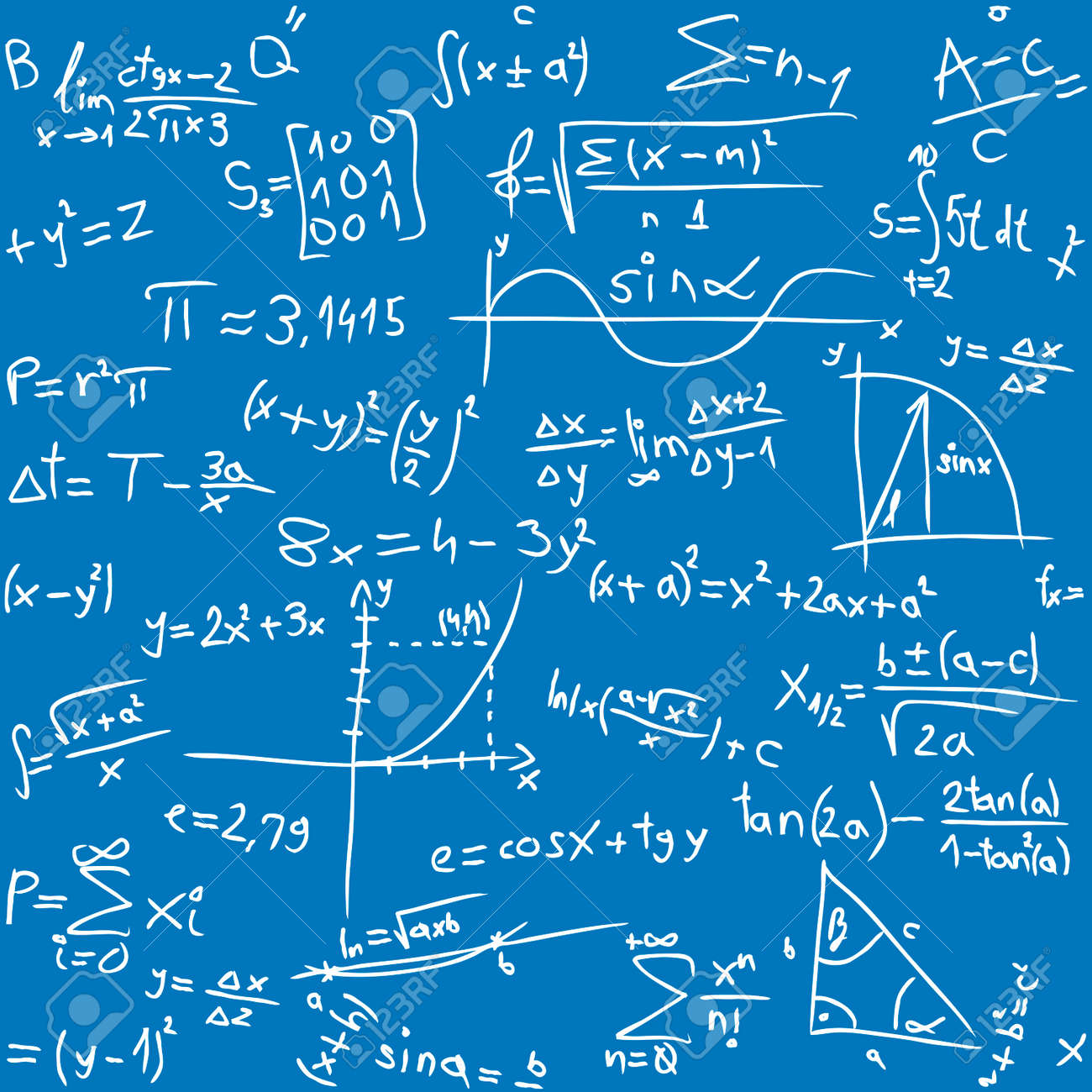Math Pattern - Kidz Activities