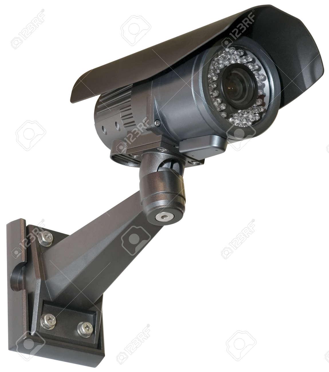 Black Security camera Stock Photo - 9753445