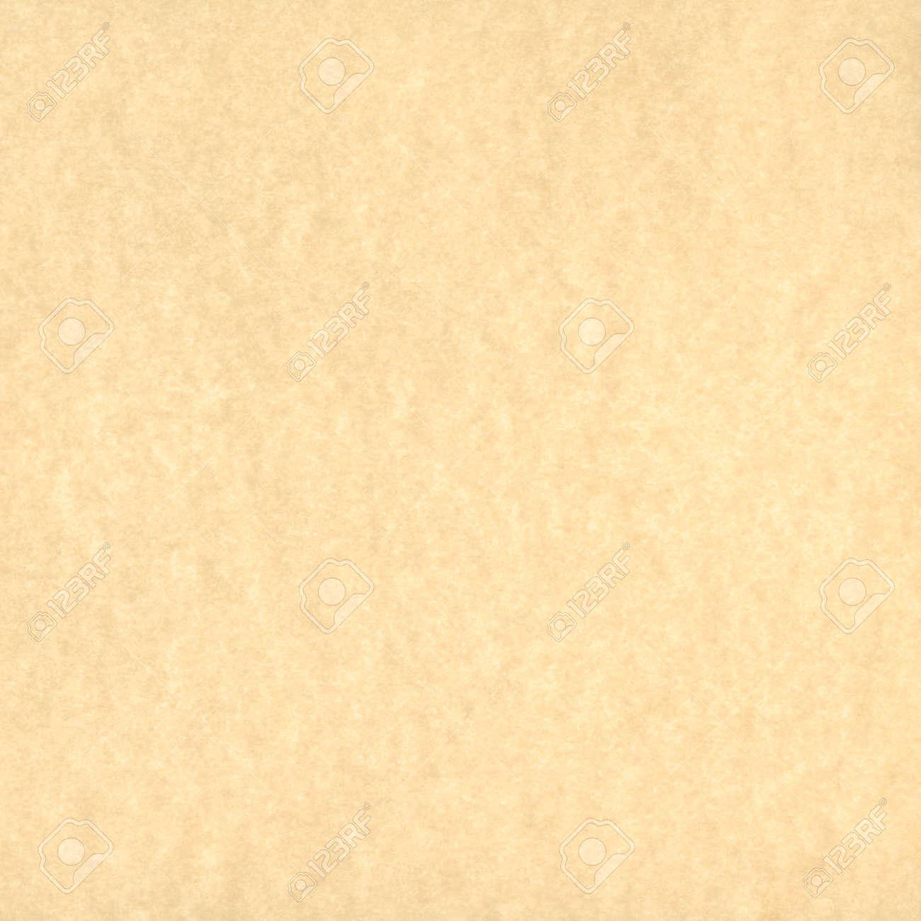 Beige Parchment Paper Background Texture Standard-Bild - 40675362