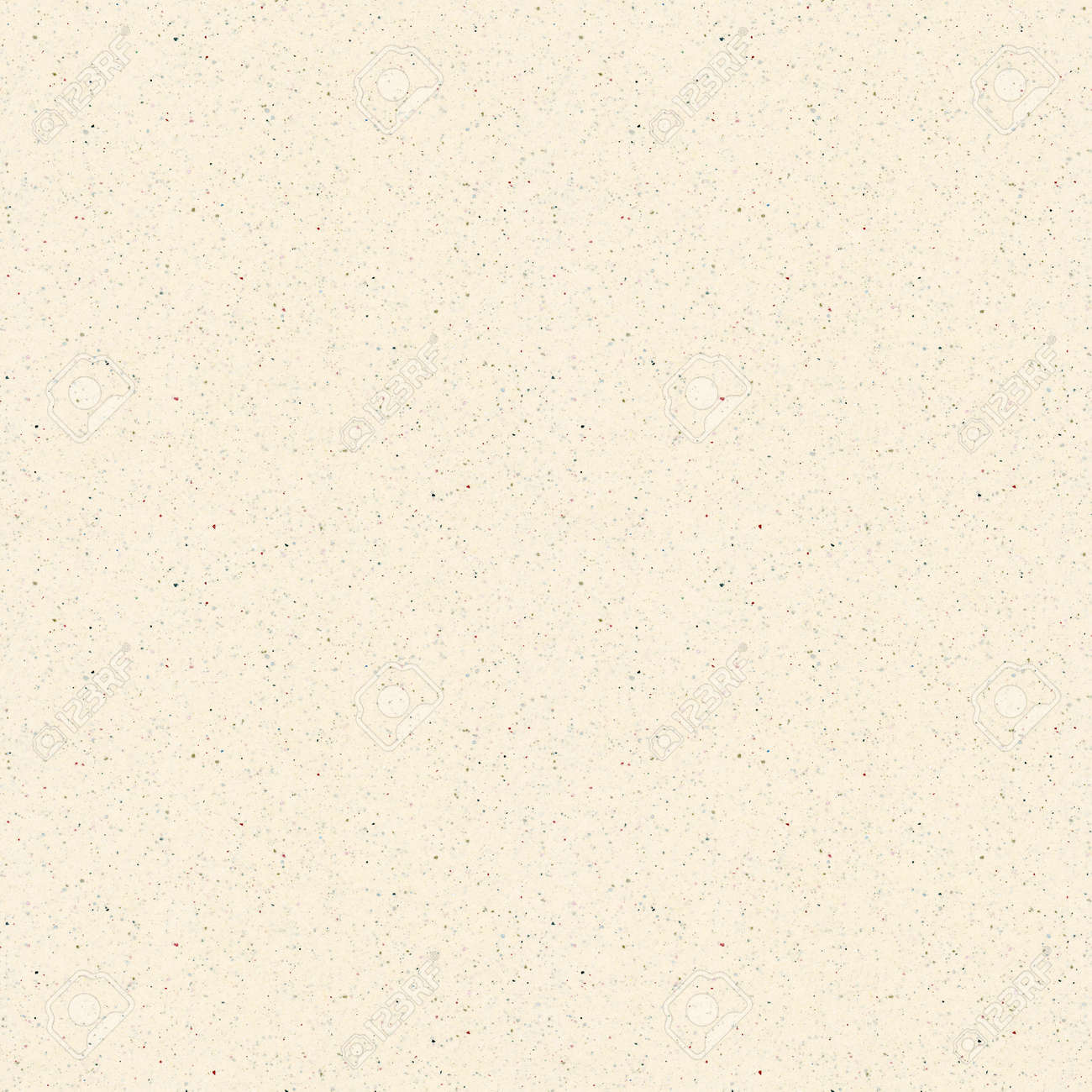 Recycled Speckled Paper Seamless Background Standard-Bild - 42934593