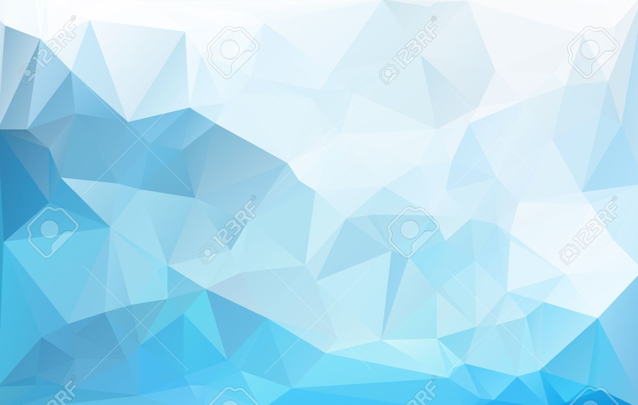 blue white polygonal mosaic background vector illustration rh 123rf com blue and white vector blue and white vector background free