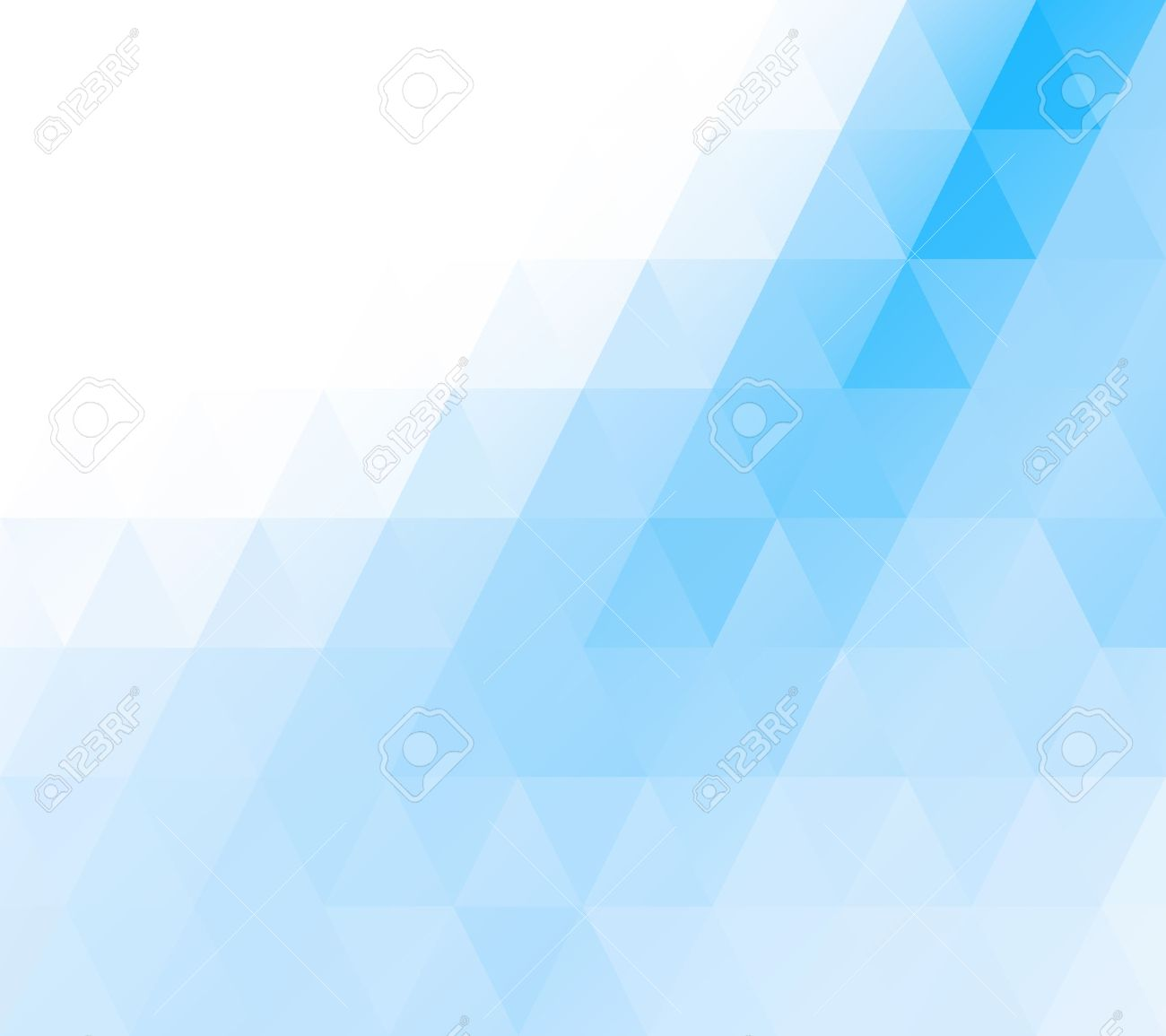 Blue White Mosaic Background, Creative Design Templates Royalty Free ...